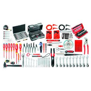 Seleção de ferramentas